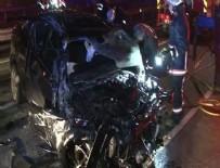 HAYDARPAŞA - 15 Temmuz Şehitler Köprü yolunda 2 ayrı trafik kazası