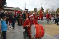 MURAT SEFA DEMİRYÜREK - İzmir'de Dünya Engelliler Günü Etkinlikleri