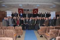 Karaman'da Mahalle Muhtarları Toplantısı