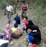 SINIR DIŞI - Kuşadası Sahilinde 20 Kaçak İle 2 Organizatör Yakalandı