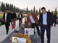 MADENCILER GÜNÜ - Madenciler Gününde Soma'da Buruk Kutlama
