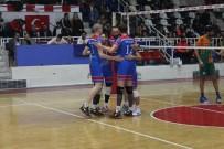 ATATÜRK - Malatya Büyükşehir Voleybol Takımı Sahasında 3-2 Mağlup Oldu