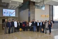 ECZACI ODASI - Medova Hastanesi Eczacıları Ağırladı
