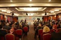 EMPERYALIZM - Memur-Sen Genel Başkanı Yalçın, Kültür Memur-Sen Olağanüstü Genel Kuruluna Katıldı