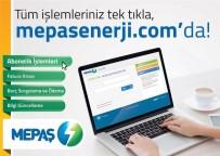 ONLINE - MEPAŞ, Online İşlem Merkezini Hizmete Açtı