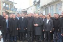MEHMET KARA - MHP İl Teşkilatı Aşkale'ye Çıkarma Yaptı