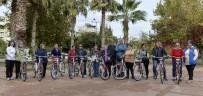 YÜZME - Muratpaşa Belediyesi'nden Kadınlara Bisiklet Eğitimi