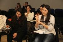 BÜYÜKDERE - Odunpazarı'nda İşaret Dili Kursları Devam Ediyor
