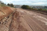 ESENTEPE - Şehrin Yeni Giriş Kapısında Altyapı Hazırlanıyor