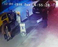 HAMIDIYE - Şişli'de Gece Kulübünde Çıkan Kavga Kamerada