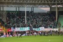 TEZAHÜRAT - Süper Lig Maçı Sonrası Olay
