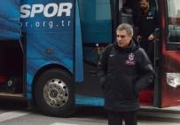ALI YıLMAZ - Trabzonspor, Kayseri'ye Gitti