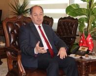 BURHANETTIN KOCAMAZ - Türkiye'nin İlk Şehir Hastanesi İçin Tarih Verdi