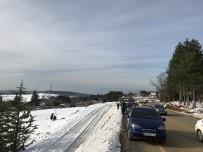 HAFTA SONU - Uludağ'da Kar Üstünde Mangal Keyfi