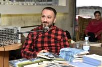 Yazar Serkan Türk, Gümüşhane'de Söyleşi Ve İmza Gününe Katıldı