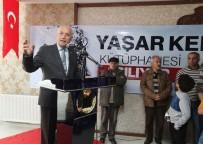 AÇILIŞ TÖRENİ - Yenimahalle'de Yaşar Kemal Kütüphanesi Açıldı