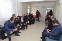 UĞUR POLAT - Yeşilyurt Belediyesi Görme Engelli Spor Kulübü Ve Otizm Derneğine Yer Tahsis Etti