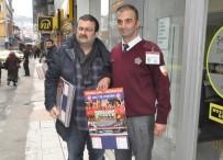 SÜPER LIG - Zonguldak Kömürspor'un Başkanı Kapı Kapı Gezip Takvim Satıyor