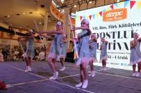 ZİYARETÇİLER - 7. Rus Ve Türk Dostluk Festivali Sona Erdi