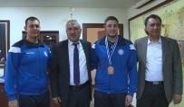 ALTIN MADALYA - Adanalı Al-Wattar, Avrupa 3'Üncüsü Oldu