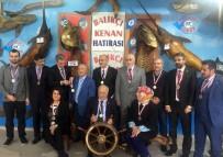 BELEDİYE MECLİSİ - AK Partili Meclis Üyeleri Balıkçı Kenan Deniz Canlıları Müzesi'ni Gezdi