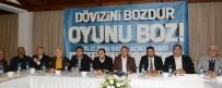YATIRIM ARACI - Aksaray'da 'Dövizini Bozdur, Oyunu Boz' Kampanyası