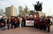 KADIN İSTİHDAMI - Antalya'da CHP'li Kadınlar Seçme Ve Seçilme Haklarını Kutladı