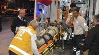 TAHKİKAT - Asansörün Halatı Koptu Açıklaması 2 Yaralı