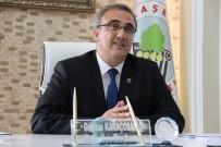 GÖKHAN KARAÇOBAN - Başkan Karaçoban'dan Kadın Hakları Günü Mesajı