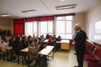 HAFTA SONU - Başkan Saraçoğlu'ndan Öğrencilere Tavsiye Açıklaması Her Gün En Az 1 Saat Kitap Okuyun