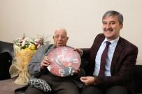 Başkan Şirin'den 90 Yıllık Çınara Ahde Vefa