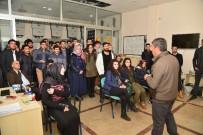 KÜRESEL ISINMA - Batman Üniversitesi Öğrencileri Güneş Evi'ni Ziyaret Etti