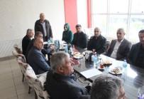 GAYRİ AHLAKİ - Belediye Başkanının Kardeşine Yapılan Saldırı Kınandı