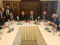 ÖZLÜK HAKLARI - Belediye Başkanları Afyon'da Toplandı