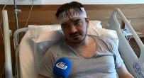 ARBEDE - Bıçaklanan Orhan Ölmez Yaşananları Anlattı