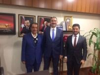 MEHMET ERDOĞAN - Birlik Vakfı Gaziantep İl Başkanı Aslan'dan Ankara'ya Çıkarma