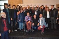 MEHMET ZENGIN - Bordo Mavili Efsane Futbolcuların Buluşmasında Duygusal Anlar Yaşandı