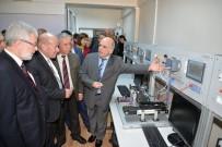 MEHMET KARAHAN - Bursa'nın İlk PLC Laboratuvarı Hizmete Açıldı
