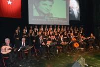ERSIN EMIROĞLU - Büyükşehir'den Sanat Müziği Sevenlere Keyifli Konser