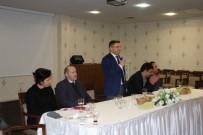 İBRAHIM KARAOSMANOĞLU - Büyükşehir, KYK Ailesine Gençlik Ve Spor Hizmetlerini Anlattı
