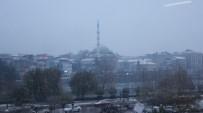 YAĞAN - Çarşamba'da Kar Yağışı