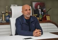 İSTIKLAL MARŞı - Çavuşoğlu Açıklaması 'Kapıları Konya Başkanı Açtırdı'