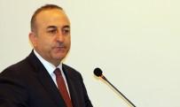 KıBRıS - Çavuşoğlu-Eide Görüşmesinde Kıbrıs Konuşuldu