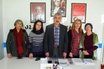 KADIN İSTİHDAMI - CHP'li Kadınlardan Dünya Kadın Hakları Günü Açıklaması