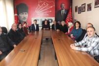 ÇALIŞAN KADIN - CHP Niğde Merkez İlçe Kadın Kolları Başkanı Şeniz Güler;