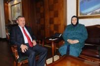 Cumhurbaşkanı Başdanışmanı Gürcan, Burdur'da