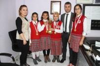 10 KASıM - Cumhuriyet Ortaokulu Öğrencilerinden Büyük Başarı