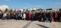 İSTIKLAL MARŞı - Didim'de CHP'li Kadınlar Seçme Ve Seçilme Haklarını Kutladı