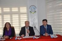 MUHTARLAR KONFEDERASYONU - Efeler'de Türk Kadınına Seçme Ve Seçilme Hakkının Verilmesi Konuşuldu