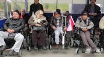 TEKERLEKLİ SANDALYE - Engellilere Akülü Ve Manüel Tekerlekli Sandalye